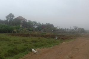 5 xã của Sóc Sơn bị Hà Nội yêu cầu xử lý vi phạm trật tự xây dựng
