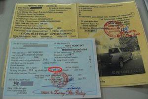 Có được đổi lại giấy chứng nhận đăng ký xe ôtô?