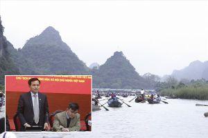 'Khu vực 21 chùa, động Chùa Hương là bất khả xâm phạm'