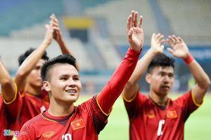 Vượt xa 9 đối thủ, Quang Hải được bình chọn xuất sắc nhất vòng bảng