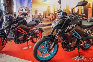 Naked bike 'nhái' KTM 250 Duke giá chỉ hơn 70 triệu đồng