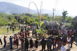 Độc đáo lễ hội Aza
