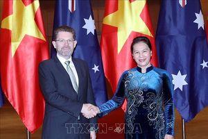 Thúc đẩy hợp tác Việt Nam - Australia trên nhiều lĩnh vực