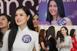 Bạn gái Trọng Đại U23 dự thi Hoa hậu Bản sắc Việt