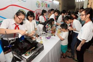 Chương trình GDPT mới: Chú trọng giáo dục STEM