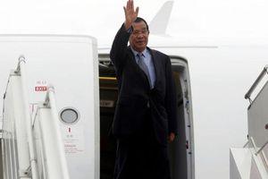 Trung Quốc hỗ trợ gần 600 triệu USD cho Campuchia