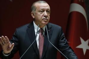 Tổng thống Erdogan: Thổ Nhĩ Kỳ không cho phép vùng an ninh tại Syria trở thành 'đầm lầy'
