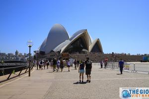 Australia muôn sắc màu