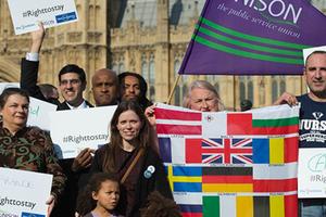 Anh khởi động chương trình đăng ký cư trú vĩnh viễn cho công dân EU