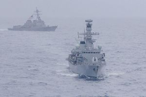Kế hoạch châu Á của hải quân Anh
