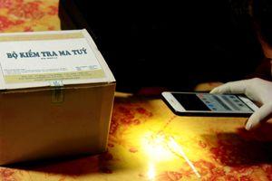 Phát hiện tài xế container đầu tiên dương tính với ma túy tại Hà Nội