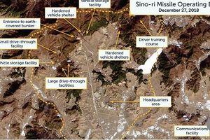 Mỹ phát hiện căn cứ tên lửa bí mật Triều Tiên trước thượng đỉnh Trump - Kim