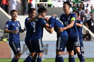 Đội hình Nhật Bản đắt giá gấp 265 lần so với tuyển Việt Nam