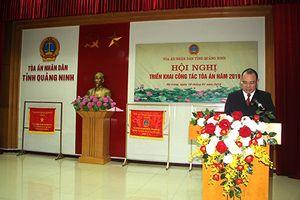 TAND hai cấp tỉnh Quảng Ninh: Hoàn thành tốt nhiệm vụ được giao