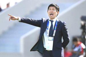 HLV Nhật Bản 'tâng' thầy trò Park Hang Seo lên 'mây xanh'