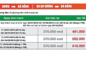 Chống vé 'chợ đen', Phương Trang thu hồi hơn 400 vé Tết bán chênh