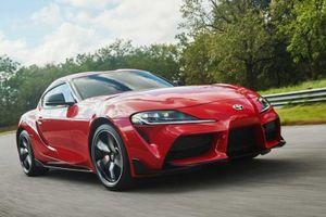 Toyota Supra 2020 được bán với giá gần 50 tỉ sở hữu công nghệ gì?