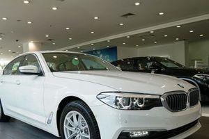 BMW 520i mới tại Việt Nam gây thất vọng tràn trề?