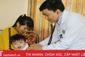 Bỏ quên tiêm phòng, nhiều trẻ nhỏ mắc sởi nhập viện điều trị