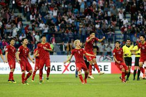 Bóng đá Việt Nam đang thay Thái Lan làm ngọn cờ đầu Đông Nam Á