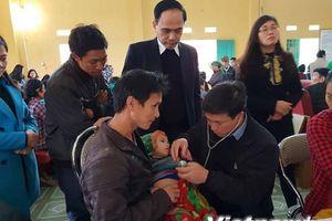 Chăm sóc sức khỏe cho người dân vùng cao ở huyện Bảo Lạc