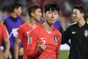 Trận Hàn Quốc-Bahrain: Chờ 'hiệu ứng' Son Heung-min tỏa sáng