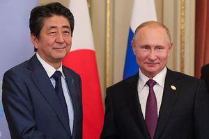 Thủ tướng Nhật Bản gặp Tổng thống Nga thúc đẩy giải quyết tranh chấp