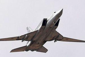 Máy bay ném bom TU-22M3 của Nga gặp nạn, 2 người thiệt mạng