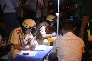 TP Hồ Chí Minh phát hiện 17 lái xe dương tính với ma túy