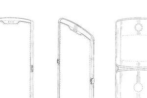 Hé lộ hình ảnh thiết kế của 'ẩn số' Motorola RAZR 2019