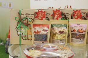 Nông sản LangBiang mang đặc sản Tây Nguyên 'mê hoặc' doanh nhân Sài thành