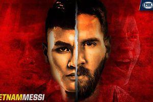 Tờ Foxsports Asia: 'Quang Hải là Messi của Việt Nam'