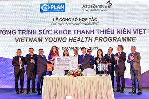 AstraZeneca hợp tác với Plan International Việt Nam