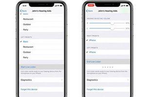 iPhone bất ngờ nghe lén được người khác từ một tính năng trên iOS 12