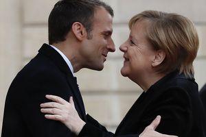Lãnh đạo Pháp-Đức ký Hiệp ước hợp tác hành động chung