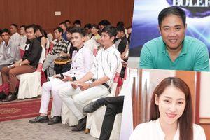 Minh Vy - Cao Công Nghĩa 'choáng ngợp' trước lượng thí sinh Thần tượng Bolero tại Cần Thơ