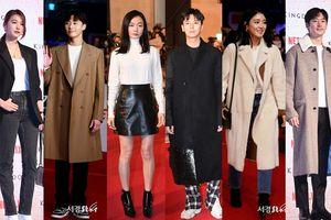 Công chiếu VIP phim 'Kingdom': Park Seo Joon, Lee Je Hoon cùng 30 sao đến ủng hộ Joo Ji Hoon và Bae Doo Na