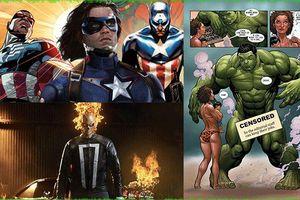 Những nhân vật chính diện nào trong comic của Marvel xứng đáng có phim riêng?