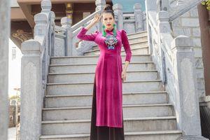 Hoa hậu Phan Thu Quyên là 'nàng thơ' của Nhật Dũng