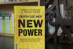 'Quyền lực mới' - cuốn sách giải mã sức mạnh của mạng xã hội