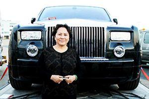 Rolls-Royce Phantom biển số 77L-7777 của bà Dương Thị Bạch Diệp 'khủng' cỡ nào?