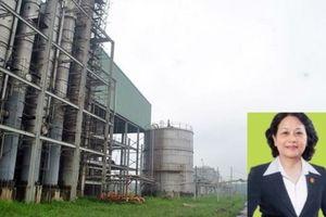 Đạm Cà Mau thông qua đơn từ nhiệm của bà Trần Thị Bình 2 ngày trước khi bị khởi tố