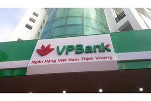 VPBank đạt lợi nhuận hơn 9.200 tỷ đồng năm 2018