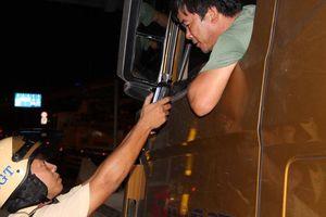 TP.HCM xử phạt gần 300 trường hợp lái xe sử dụng rượu bia