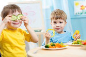Tăng cường khả năng miễn dịch con bạn theo 3 cách tự nhiên