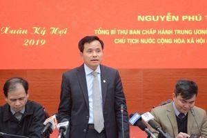 Nhiều đổi mới trong công tác tổ chức Lễ hội chùa Hương