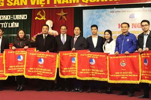 Hội LHTN Thành phố hà Nội: Tập trung thực hiện tốt công tác Đại hội