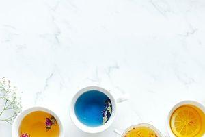 Những nguyên liệu cực tốt nên cho vào trà uống hàng ngày