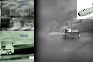 Uy lực khủng của tên lửa Delilah chuyên diệt Pantsir-S1 Syria