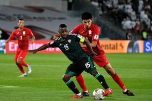 Asian Cup 2019: Thắng kịch tính Kyrgyzstan, UAE thẳng tiến tứ kết